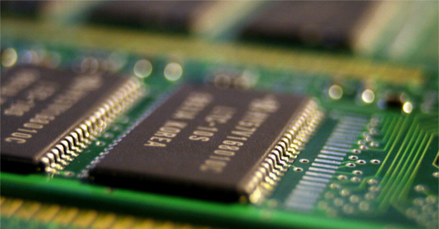 PCパーツのメモリ